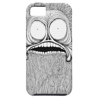 Mr. Freaky is a bizzare illustration. iPhone 5 Covers