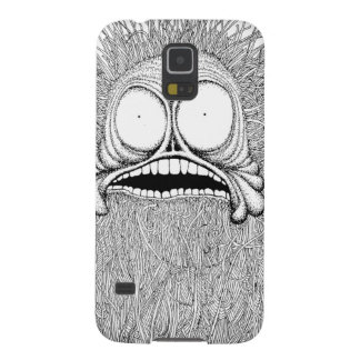 Mr. Freaky is a bizzare illustration. Galaxy S5 Cases