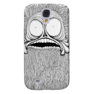 Mr. Freaky is a bizzare illustration. Samsung Galaxy S4 Case