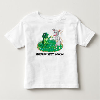 Mr Frog went wooing Shirt