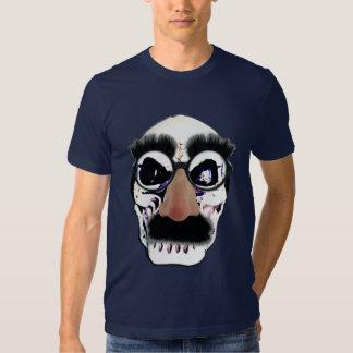 Mr. Funny Bones Skull t Shirt