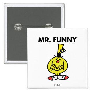 Mr Funny Classic 1 Pin