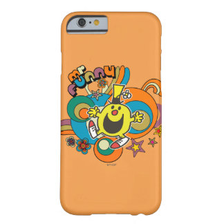Mr. Funny | Colorful Stars & Swirls Barely There iPhone 6 Case