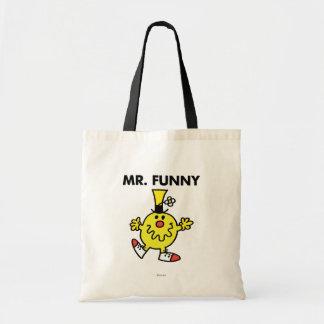 Mr. Funny | Funny Face Tote Bag