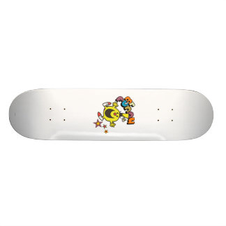Mr. Funny | Shining Stars Custom Skateboard