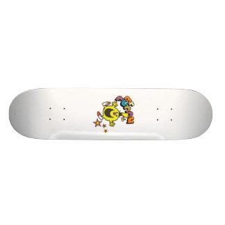Mr. Funny | Shining Stars Skateboard Deck