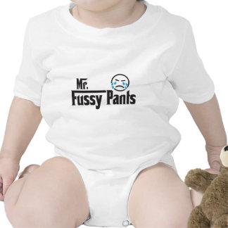 Mr. Fussy Pants Tshirts