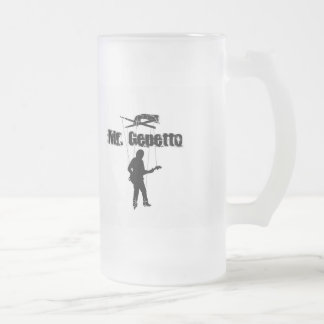 Mr. Gepetto Frosted Mug