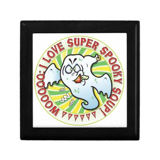 Mr Ghost Soup Jewelry Box