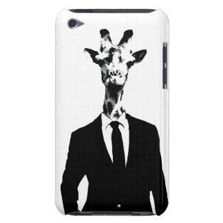 Mr giraffe iPod Touch Case
