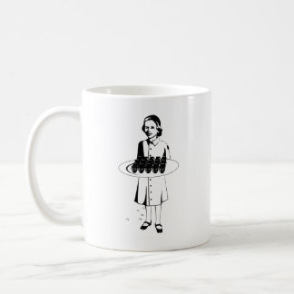 Mr Girl Scout mug