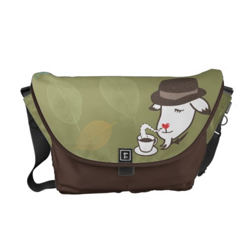 Mr. Goat's Coffee Time Commuter Bags