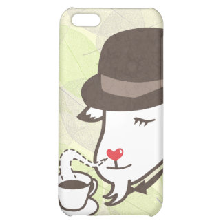 Mr. Goat's Coffee Time iPhone 5C Case