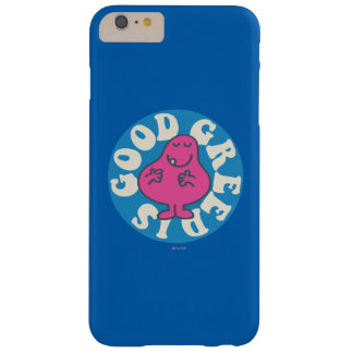 Mr. Greedy | Greed Is Good Barely There iPhone 6 Plus Case