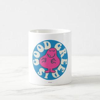 Mr. Greedy | Greed Is Good Coffee Mug