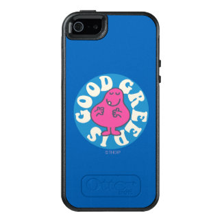 Mr. Greedy | Greed Is Good OtterBox iPhone 5/5s/SE Case