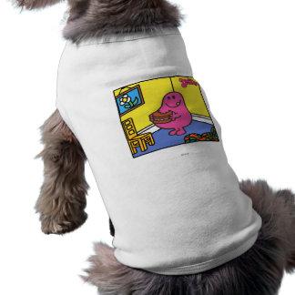 Mr. Greedy | Living Room Eating Shirt