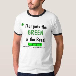 Mr. Green Beans T-Shirt