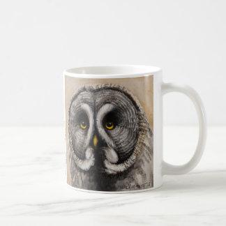 """Mr. Grey"" Ceramic Mug"