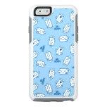 Mr Grumpy | Blue Emotion Toss Pattern OtterBox iPhone 6/6s Case