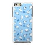 Mr Grumpy | Blue Emotion Toss Pattern OtterBox iPhone 6/6s Plus Case