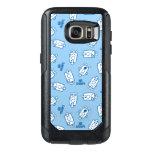 Mr Grumpy | Blue Emotion Toss Pattern OtterBox Samsung Galaxy S7 Case