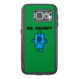Mr. Grumpy | Frowning Face OtterBox Samsung Galaxy S6 Case