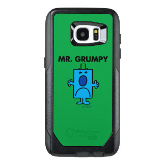 Mr. Grumpy | Frowning Face OtterBox Samsung Galaxy S7 Edge Case