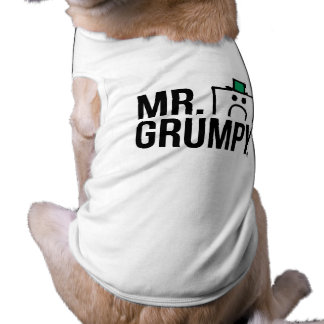 Mr Grumpy | Peeking Head Over Name Tee