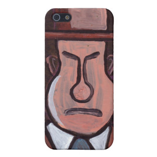 Mr Grumpy phone case Case For iPhone 5