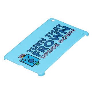 Mr Grumpy | Turn That Frown Upside Down iPad Mini Cases