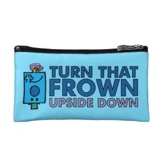 Mr Grumpy   Turn That Frown Upside Down Makeup Bag