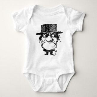 Mr Grumpyhead Baby Bodysuit