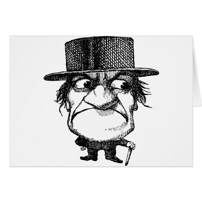 Mr Grumpyhead Card
