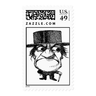 Mr Grumpyhead Stamps
