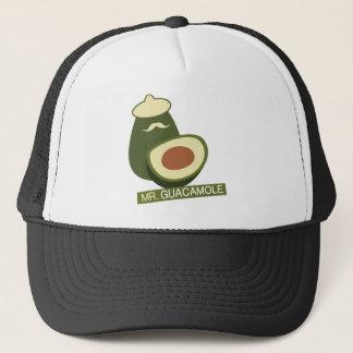 Mr. Guacamole Trucker Hat