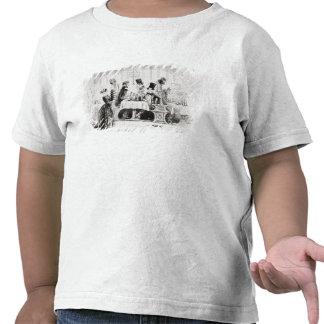 Mr. Guppy's entertainment T Shirts