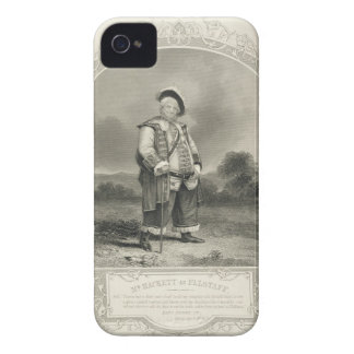 Mr Hackett as Falstaff, in Henry IV (Part 1) Act I iPhone 4 Covers