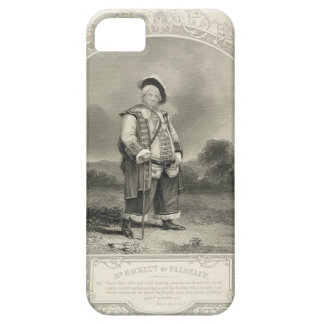 Mr Hackett as Falstaff, in Henry IV (Part 1) Act I iPhone SE/5/5s Case