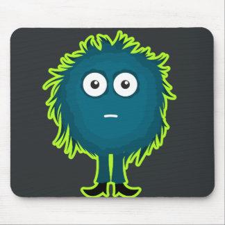 Mr. Hairball mousepad