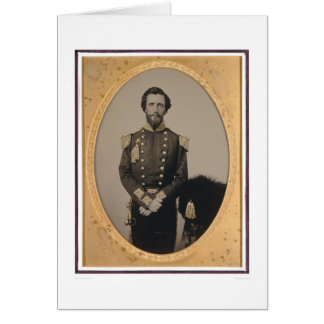 Mr. Hamilton, in military uniform (40085) Card