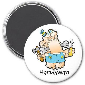 Mr. Handyman Magnet