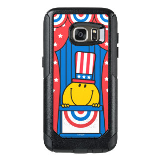 Mr. Happy at the Podium 3 OtterBox Samsung Galaxy S7 Case
