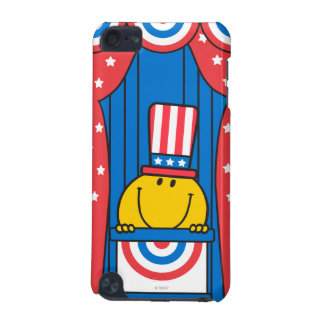 Mr. Happy at the Podium iPod Touch 5G Cover