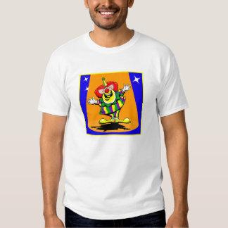 Mr Happy Clown Tee Shirts