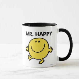 Mr. Happy | Dancing & Smiling Mug