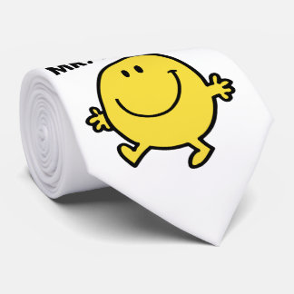 Mr. Happy | Dancing & Smiling Neck Tie