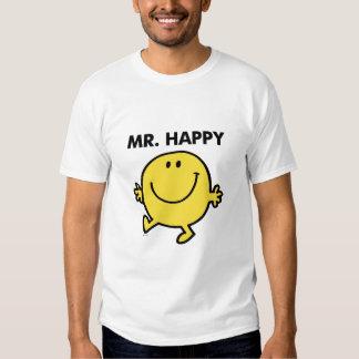 Mr. Happy | Dancing & Smiling Tee Shirt