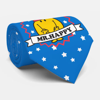 Mr. Happy Election Seal Tie