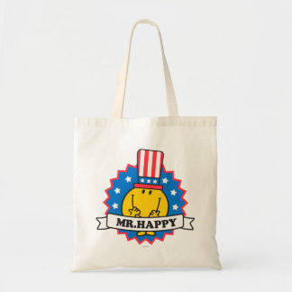 Mr. Happy Election Seal Tote Bag